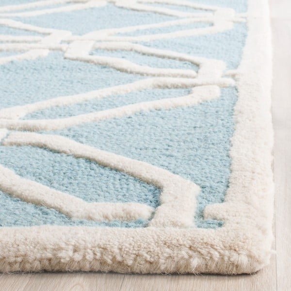 Vlnený koberec  Safavieh Mollie Pure, 121x182 cm