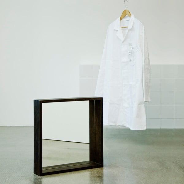 Zrkadlo s poličkou Mezza Dark