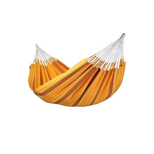 Hojdacia sieť Currambera až pre dvoch, oranžová