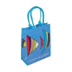 Nákupná taška Bleu Poisson