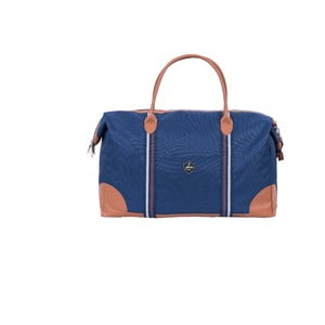 Modrá cestovná taška GENTLEMAN FARMER Soul, 96 l