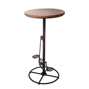 Odkladací stolík Antic Line Cycliste, ø 59 cm