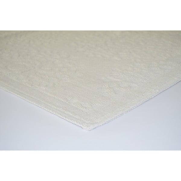 Krémový odolný koberec Vitaus Penelope, 60x90cm