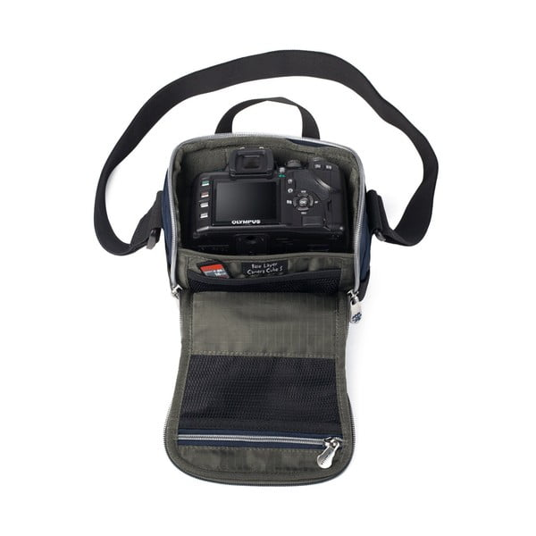 Taška na fotoaparát Base Layer Camera S, modrá