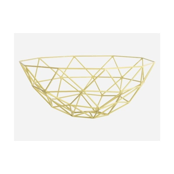 Misa Triangle Dusty Yellow