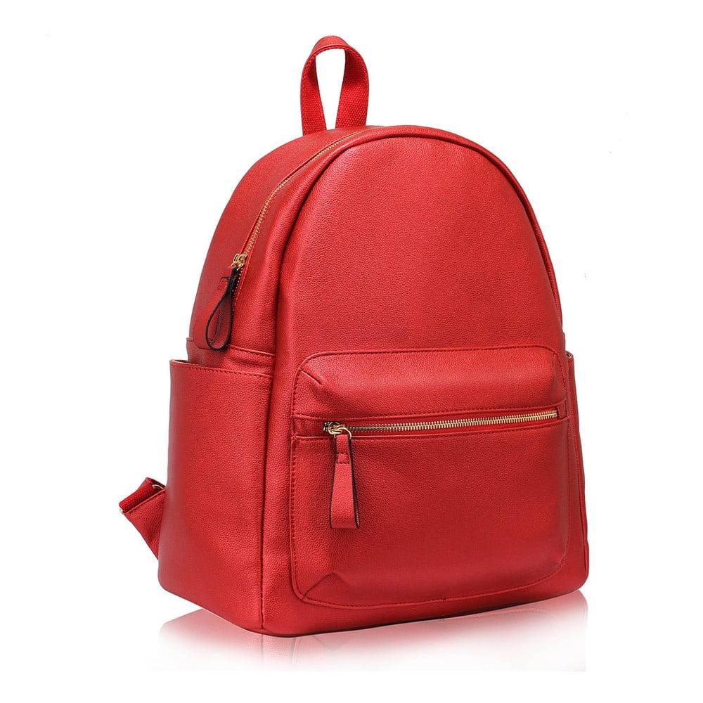 Červený batoh L & S Bags Huna