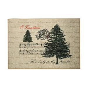Vianočné prestieranie Christmas no. 4,  33x50 cm