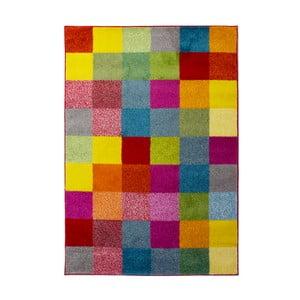 Koberec Flair Rugs Brights Grid, 160×230cm