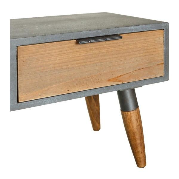 Odkladací stolček Artsie, 122x35x40 cm