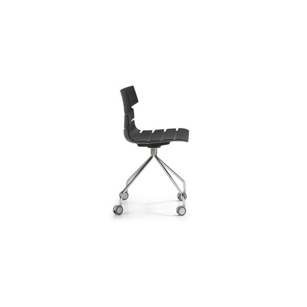 Kancelárska stolička Pulmak Black