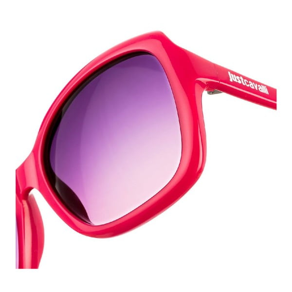 Dámske slnečné okuliare Just Cavalli Magenta
