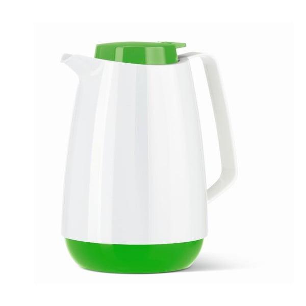 Termo kanvica Momento Coffee White/Green, 1 l