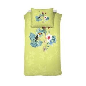 Bavlnené posteľné obliečky Cinderella Amazone Yellow, 200 x 140 cm
