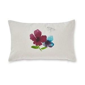 Vankúš z bavlny Cooksmart Chatsworth Floral,50x30cm