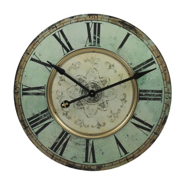 Nástenné hodiny Blue Vintage