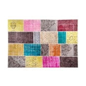 Vlnený koberec Allmode Multi Kare, 180x120 cm