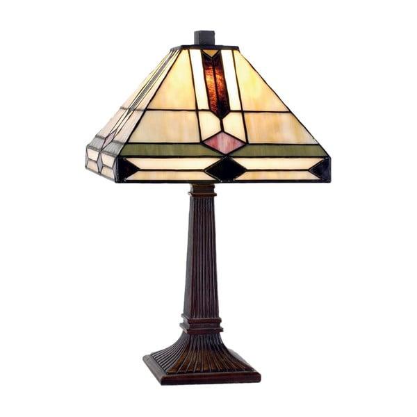Tiffany stolná lampa Classy
