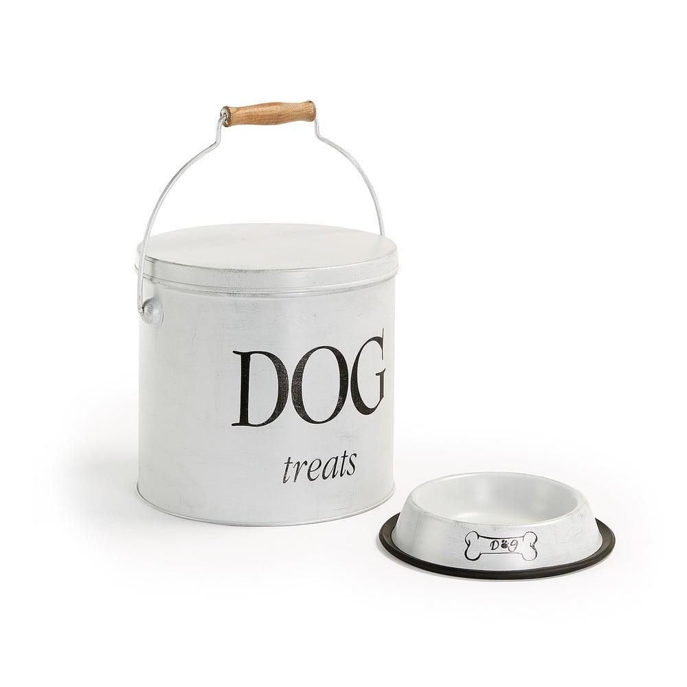 Set misky a dózy na psie granule La Forma Dog