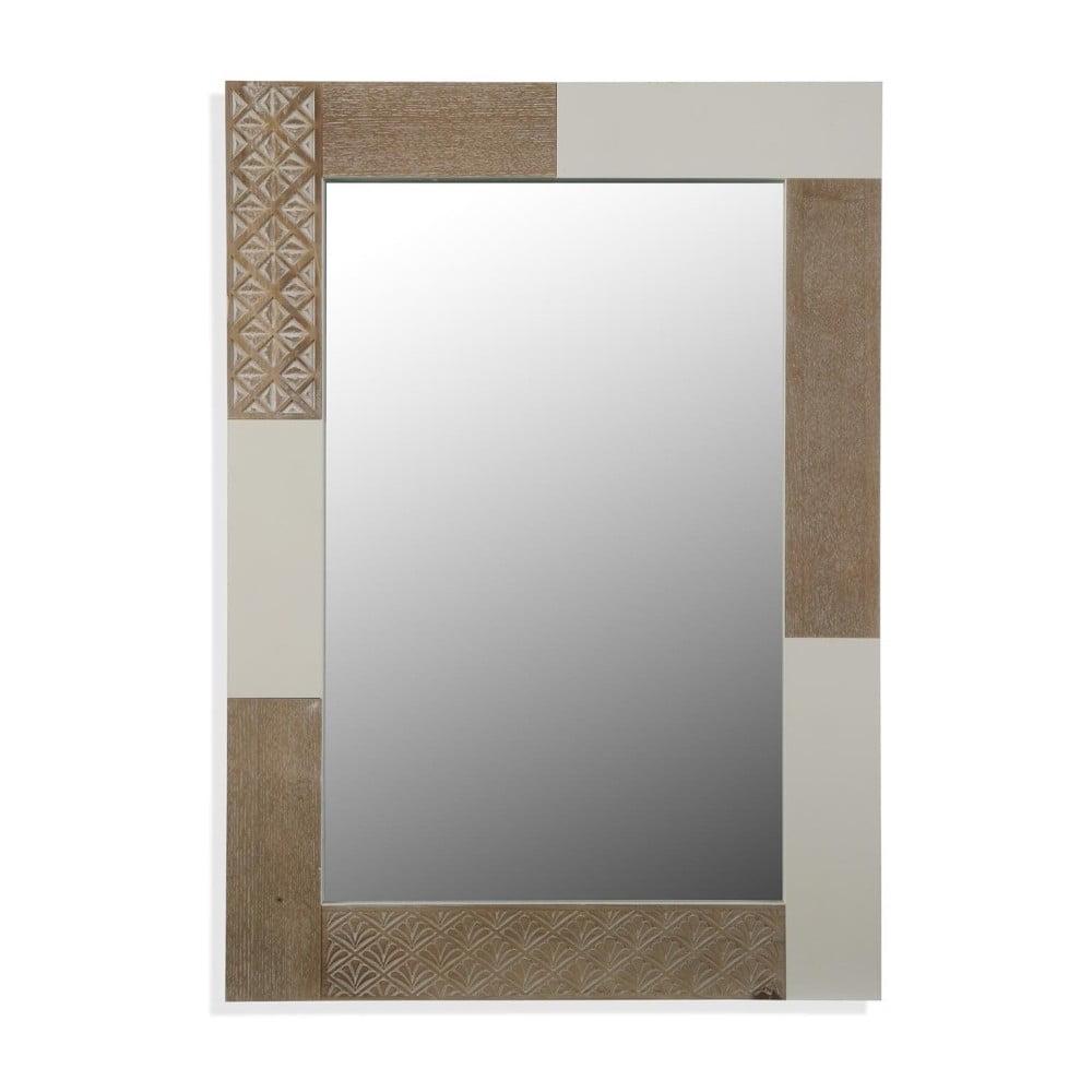 Nástenné zrkadlo Versa Ailen, 54 × 76 cm