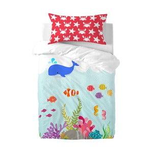 Obliečky Little W Maxicrib Under The Sea, 115×145cm
