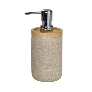 Dávkovač na mydlo Andrea House Sand Effect