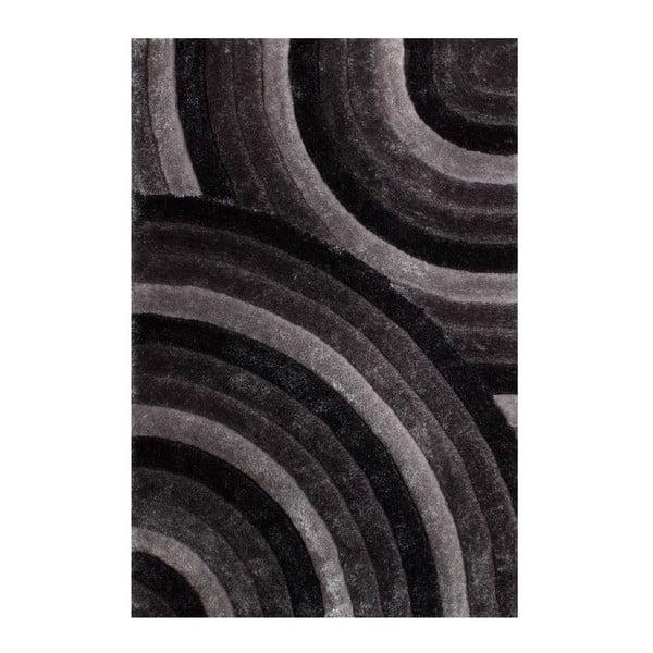 Koberec Solstice 528 Black, 80x150 cm