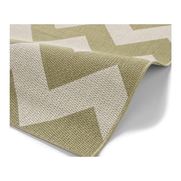 Zelený koberec Think Rugs Cottage, 120×170cm