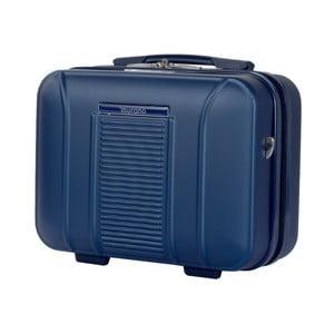 Modrý kozmetický kufrík Murano Spider