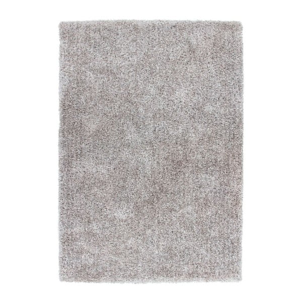 Koberec Flash! 500 Silver/White, 160x230 cm
