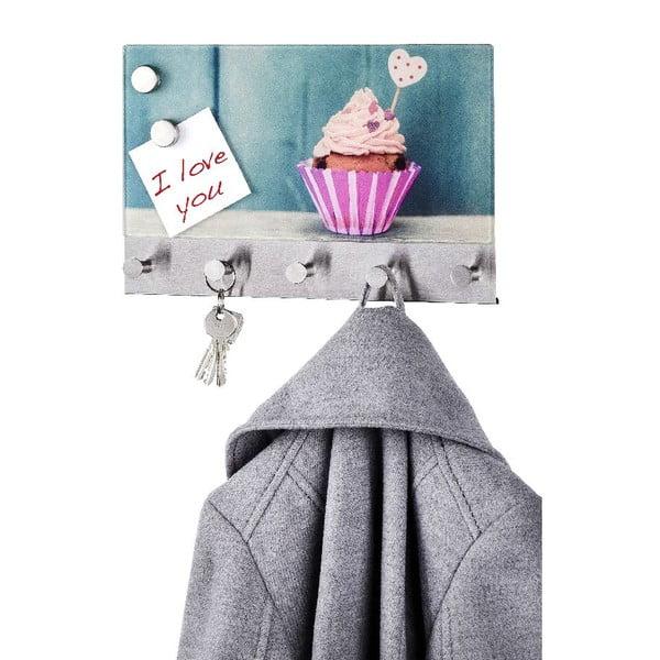 Magnetický vešiak na kabáty Wenko Cupcake