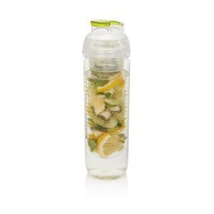 Zelená fľaša so sitkom XDDesign Trita