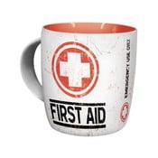 Keramický hrnček Postershop First Aid