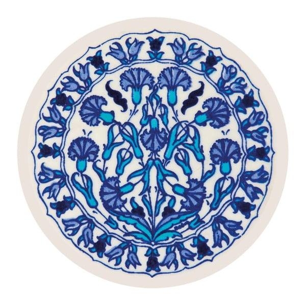 Samolepky Mandala Blue/White