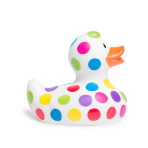 Kačička do vane Bud Ducks Mini Pop Dot