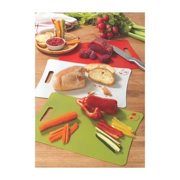Sada 3 doštičiek na zeleninu, pečivo a mäso Snips Cutting