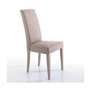 Sada 2 svetloružových jedálenských stoličiek Tomasucci Lella