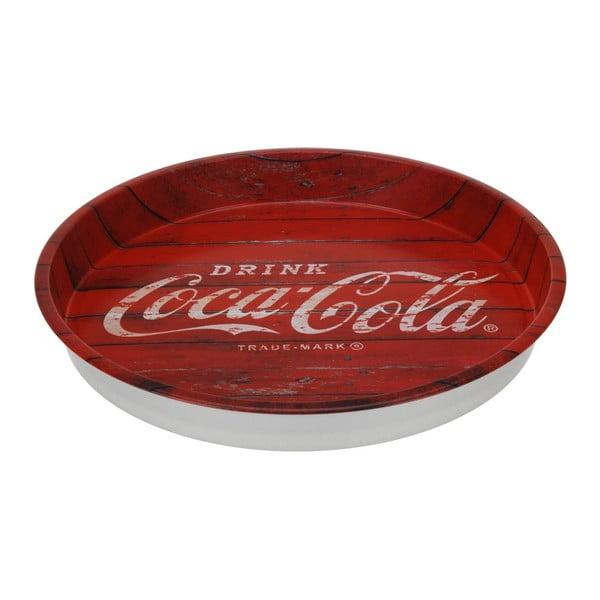 Okrúhly podnos Postershop Coca-Cola