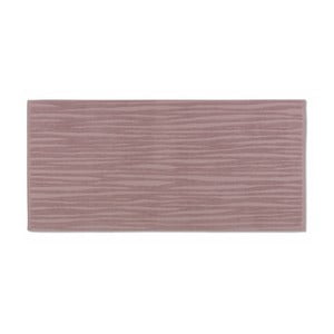 Ružová osuška Kela Lindano, 70x140cm