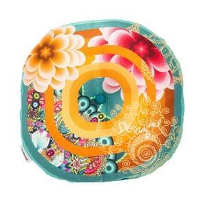 Vankúš DESIGUAL Mandala Coral