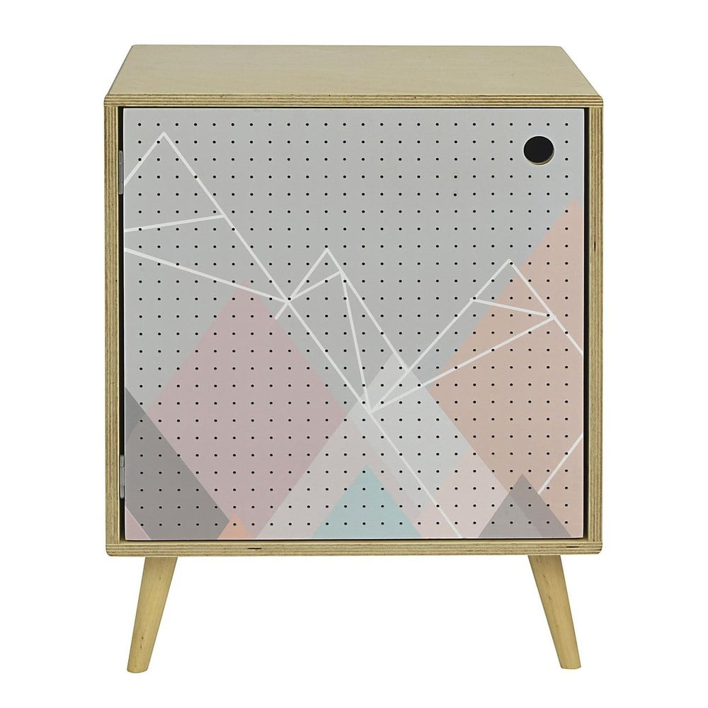 skrinka hf living riverside geo bonami. Black Bedroom Furniture Sets. Home Design Ideas