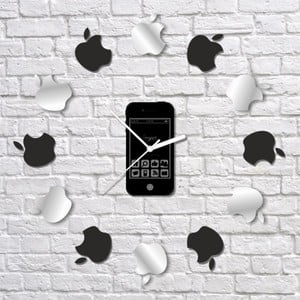 Nástenné hodiny I Love Apple Clock