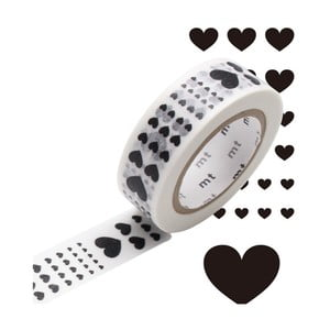 Washi páska MT Masking Tape Marie, návin10m
