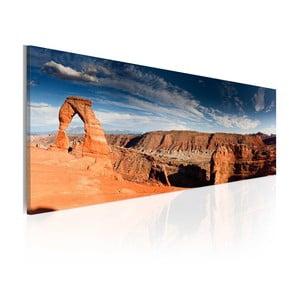 Obraz na plátne Artgeist Grand Canyon, 120x40cm