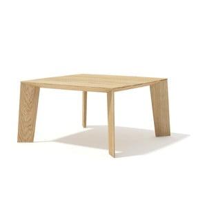 Konferenčný stolík z masívneho dubového dreva Javorina Tin Tin, 50 cm