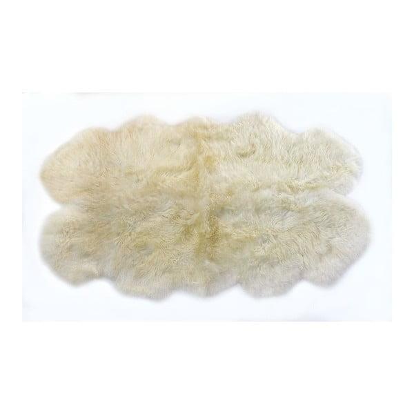 Ovčia kožušina Quatro Ivory