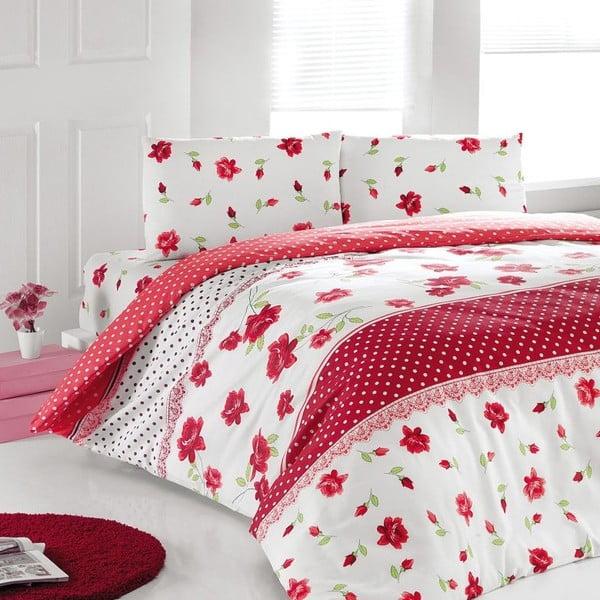 Obliečky Mira Red, 240x220 cm