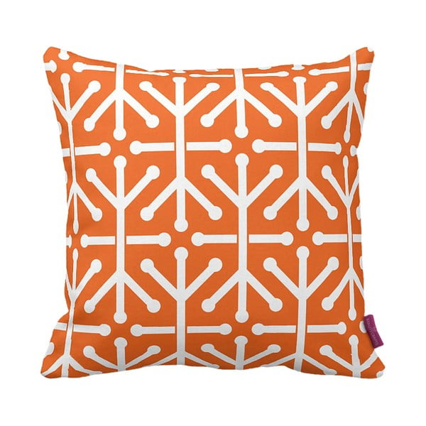 Vankúš Diod Orange, 43x43 cm