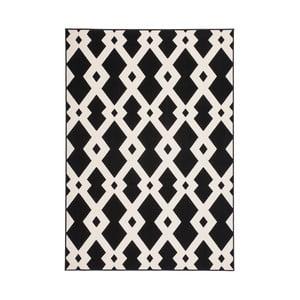 Koberec Kayoom Stella 100 Black, 80x150 cm