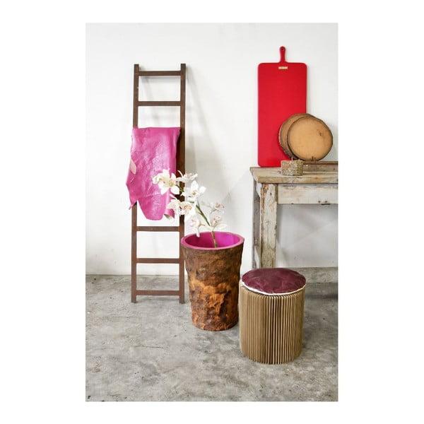 Palmová váza Pink