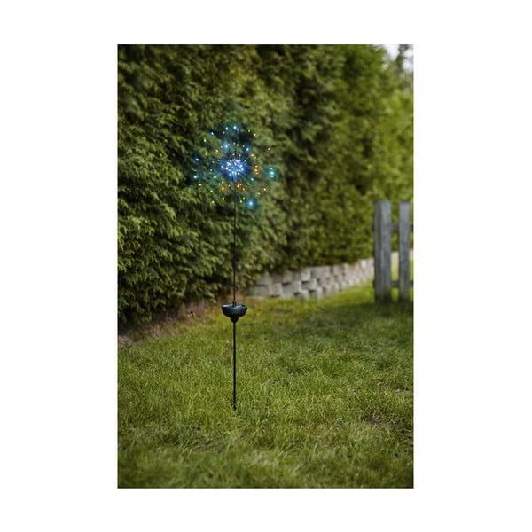 Vonkajšie solárne LED svietidlo s farebnými diódami Best Season Firework
